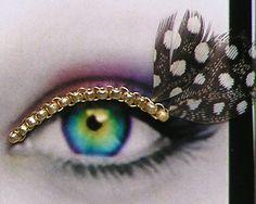 New Beauty Trend: Crazy False Eyelashes :: Company.co.uk