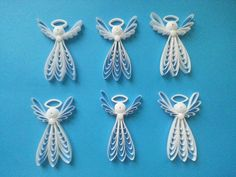 quilling angels
