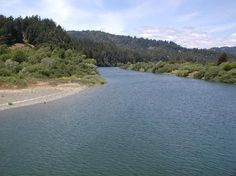 Casini Ranch Campground on the Russian River, CA