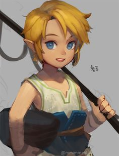 Had to do this, It's Little Link for crying out loud. Imagine him wearing a little prince uniform and a little lop-sided crown...