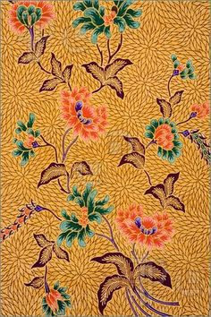 Illustration about Image of Indonesian batik sarong pattern. Illustration of fashion, woven, pattern - 3768305