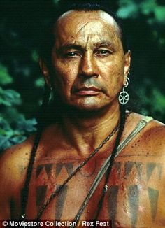Former American Indian Movement activist Russell Means - who starred in The Last of the Mohicans - dies aged 72