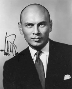 "Yul Brynner, Actor  best known for Rodgers and Hammerstein musical ""The King and I"""
