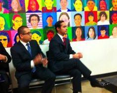 Mayor Julian Castro  SAY Si  King William district San Antonio
