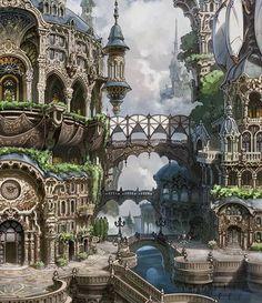 Fantasty Landscape RPG gaming fantastySFF Dungeons & Dragnos D&D  DnD tabletop tabletop Gaming Sword &Sorcery gamer.
