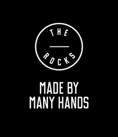 New Logo and Identity for The Rocks by Interbrand
