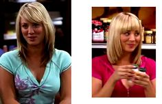 Jens hair reviews: The Big Bang Theory: Penny (Kaley Cuoco) Hairstyles