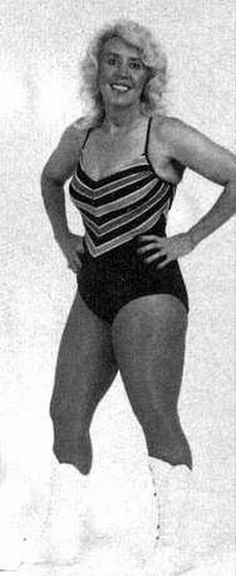 Classic Women's Pro Wrestling - Betty Clarke