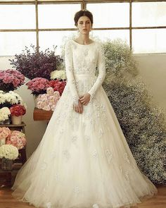 Chana Marelus Wedding Dress Collection | Bridal Musings Wedding Blog 8