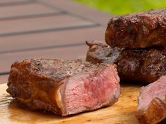 How to Grill Steak : Food Network - FoodNetwork.com