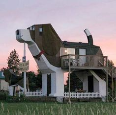 Another dog house
