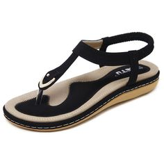 9504cdfd2f2d Comfort Slip On Sandals. Sommer SandalerSommer ...