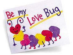 Valentines craft list