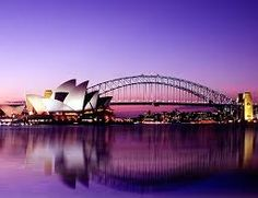 Opera House in Sydney, Australia. An amazing country to visit- Alon Solomon