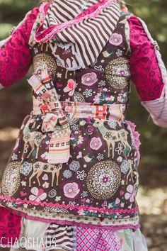 lillestoff enemenemeins on a tuesday sewing fabric nähen