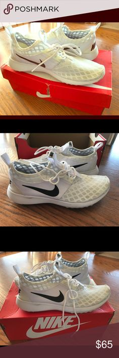 dd3ab1e535f0 Nike running shoes Gently worn but still in good condition! Feel free to  bundle with