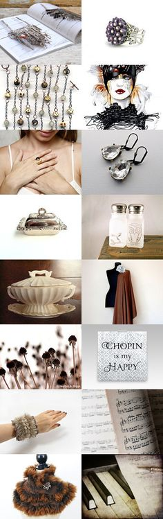 Chopin Is My Happy by Robin on Etsy--Pinned with TreasuryPin.com