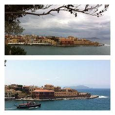 Either winter or summer, it's a paradise!  Chania-Crete