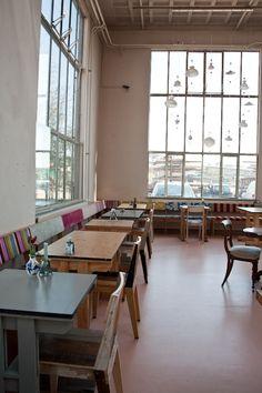 Piet Hein Eek restaurant, Eindhoven
