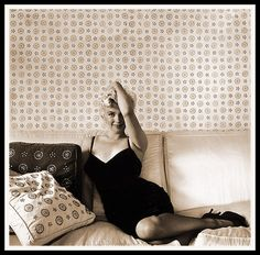 Marilyn Monroe 1956. Photographie de Cecil Beaton.