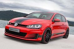 Wörthersee tem Golf GTI de 380 cv e Variant preparada | Best Cars