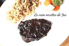 Le coin recettes de Jos: CÔTELETTES DE PORC À LA CHINOISE