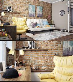 Комната для парня подростка - Галерея 3ddd.ru