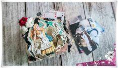 Fotoalben - Alice im Wunderland-Fotoalbum - Vintage - ein Designerstück von n8eulchen1979 bei DaWanda