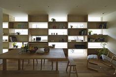 Checkered House / Takeshi Shikauchi Architect Office
