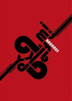 Bauhaus | Poster