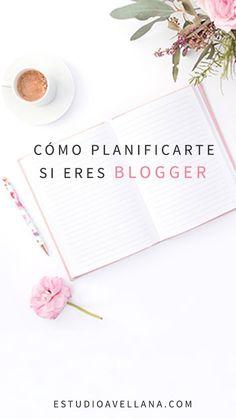 Ideas para empezar y organizar tu Blog