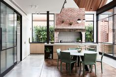 A Series of Contemporary and Sympathetic Sensibilities – St Georges Road by Bayley Ward – Project Feature – The Local Project Edwardian House, Victorian Terrace, Australian Architecture, Australian Homes, Architecture Awards, Interior Architecture, Interior Design, Residential Architecture, Interior Styling