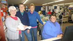 Orange Family History Group, partner volunteers with Central West Libraries main branch, Orange City Library, has reached an incredible milestone of 80,000 entries from in the local newspapers, births, deaths and marriages listings, funeral and probate notices and obituaries.  Members of Orange Family History Group Marie Cousins, Lynne Irvine, Jenny Gillard and Julie Milne are creating a valuable archive.