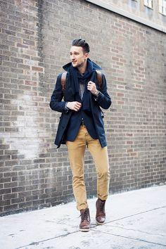 Comment choisir et comment porter un chino homme ? | BonneGueule
