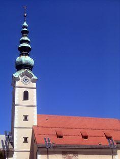 Klagenfurt am Wörthersee-Klagenfurt, Heiligengeistkirche