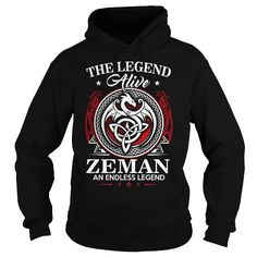 I Love  ZEMAN Shirts & Tees