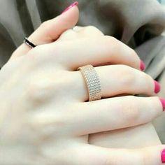 Lovely Cute Jewelry, Jewelry Rings, Jewelery, Girls Accessories, Jewelry Accessories, Jewelry Design, Ring Designs, Mehndi Designs, Nail Designs