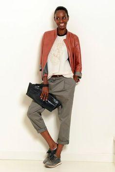Brunello Cucinelli Spring/Summer 2014 Ready-To-Wear Collection   British Vogue