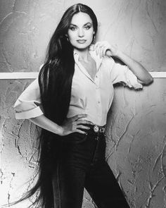 Crystal Gayle - I once told my mom when I grew up that I was going to change my name to Crystal.
