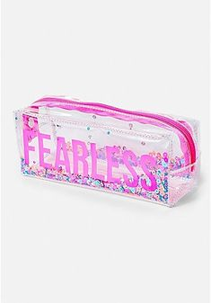 Fearless Shaky Pencil Case