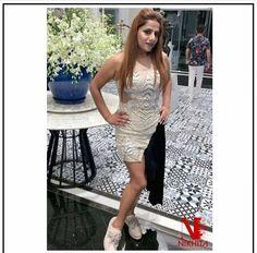 @tanyamehta2706 simply looking #gorgeous in White beaded resort wear dress by #labelnikhita #clientdiaries . . #everydropcounts #whitedress #beaded #beadeddress #resortwear #fashionista #fashion #glam #styleblog #fashionstyle #styleinspiration #fashiondairy #fashionpage #ootdshare #beauty #outfitpost #instafashion #dress #fashionable #womenwear #envywear #beautiful #wear #nikhitatandon Resort Wear Dresses, White Beads, Outfit Posts, Designer Wear, Women Wear, White Dress, Style Inspiration, Formal Dresses, How To Wear