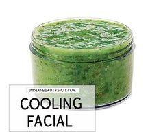 A very refreshing facial that helps cool down and purify your skin. The soothing properties of mint will treat most of the skin problems and also improve the...