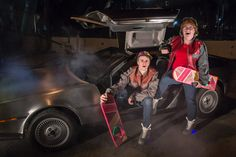 Pin for Later: 19 Back to the Future Costumes That Will Steal the Spotlight Marty McFly