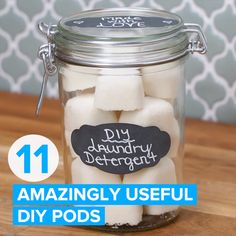11 Amazingly Useful DIY Pods #hacks #cleaning #DIY
