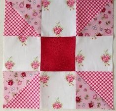 block quilts for beginners | Beginner's Quilt-Along: Block 7 / Quilting Gallery: