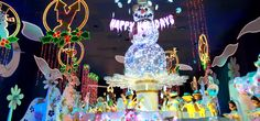Disneyland Resort Entertainment Team Shares Their Favorite Festive Feature for 'it's a small world' Holiday