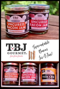 Calling All Foodies! 🎉Head Over To The Blog To Read My Newest Review! Seriously... The Possibilities Are Endless With Bacon Jam From @TBJGourmet🥓🥓🥓 #FallGiftGuide2020 Check it out! Tomato Jam, Bacon Jam, Jam On, Delicious Burgers, Most Popular Recipes, Great Desserts, Foodie Travel, Cooking, Gourmet