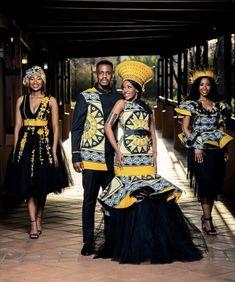 African Attire, African Fashion Dresses, African Dress, African Traditional Wear, African Traditional Wedding Dress, Graduation Outfits, Native Wears, Black Bridesmaid Dresses, African Weddings