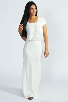 01ff578a1be59 Shop women's maxi dresses at boohoo in all styles, from black or white to  summery floral long dresses.