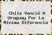 http://tecnoautos.com/wp-content/uploads/imagenes/tendencias/thumbs/chile-vencio-a-uruguay-por-la-minima-diferencia.jpg Chile Vs Uruguay Copa America 2015. Chile venció a Uruguay por la mínima diferencia, Enlaces, Imágenes, Videos y Tweets - http://tecnoautos.com/actualidad/chile-vs-uruguay-copa-america-2015-chile-vencio-a-uruguay-por-la-minima-diferencia/
